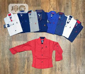 Boy's Shirt   Children's Clothing for sale in Lagos State, Gbagada