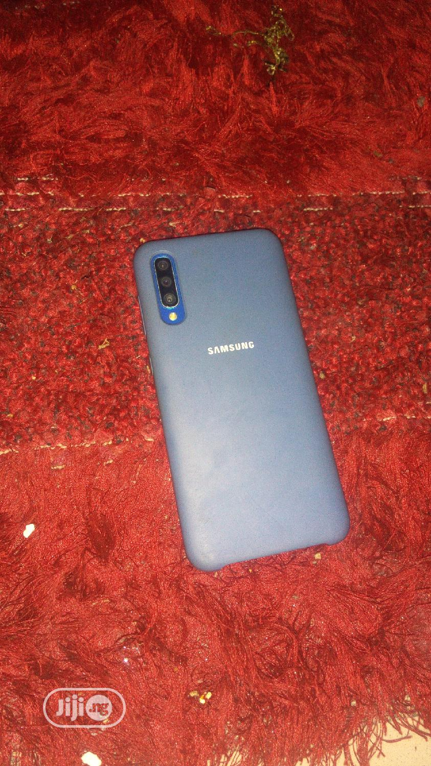 Samsung Galaxy A50 128 GB Blue | Mobile Phones for sale in Ibeju, Lagos State, Nigeria