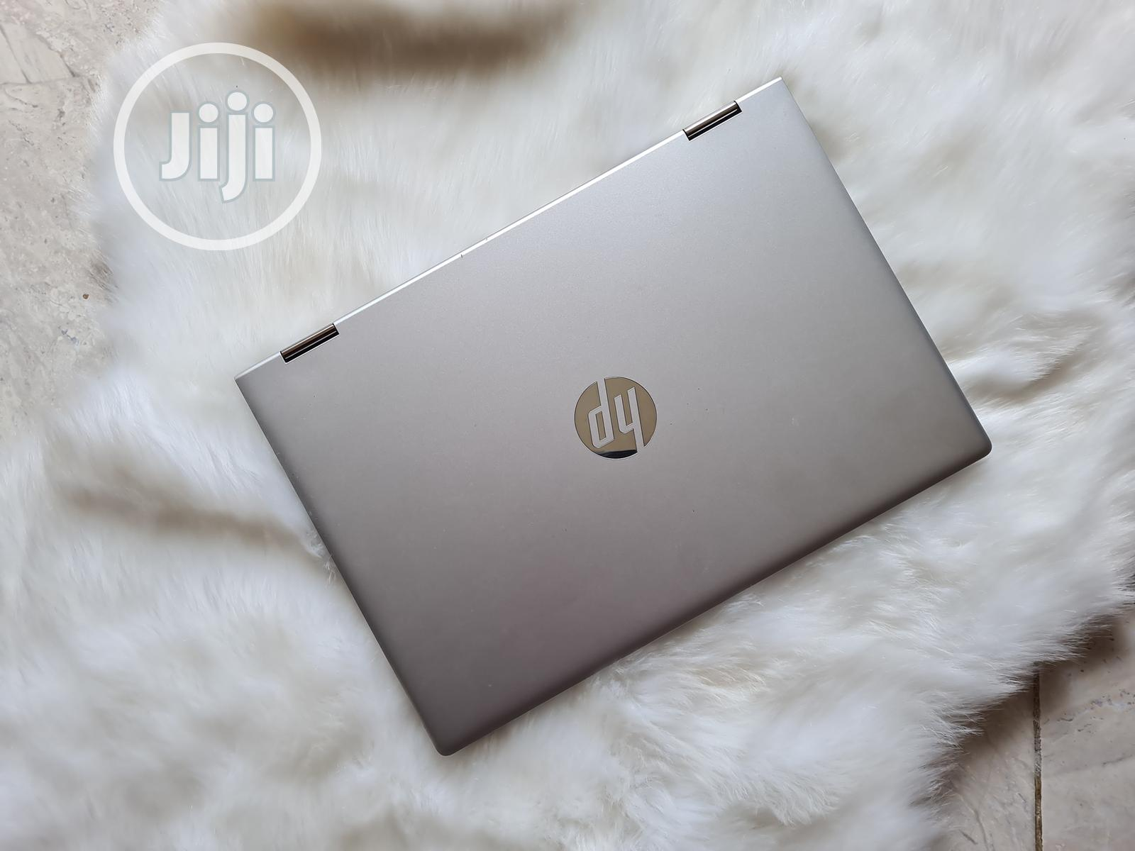 Archive: New Laptop HP Pavilion X360 14t 8GB Intel Core i3 SSD 1T