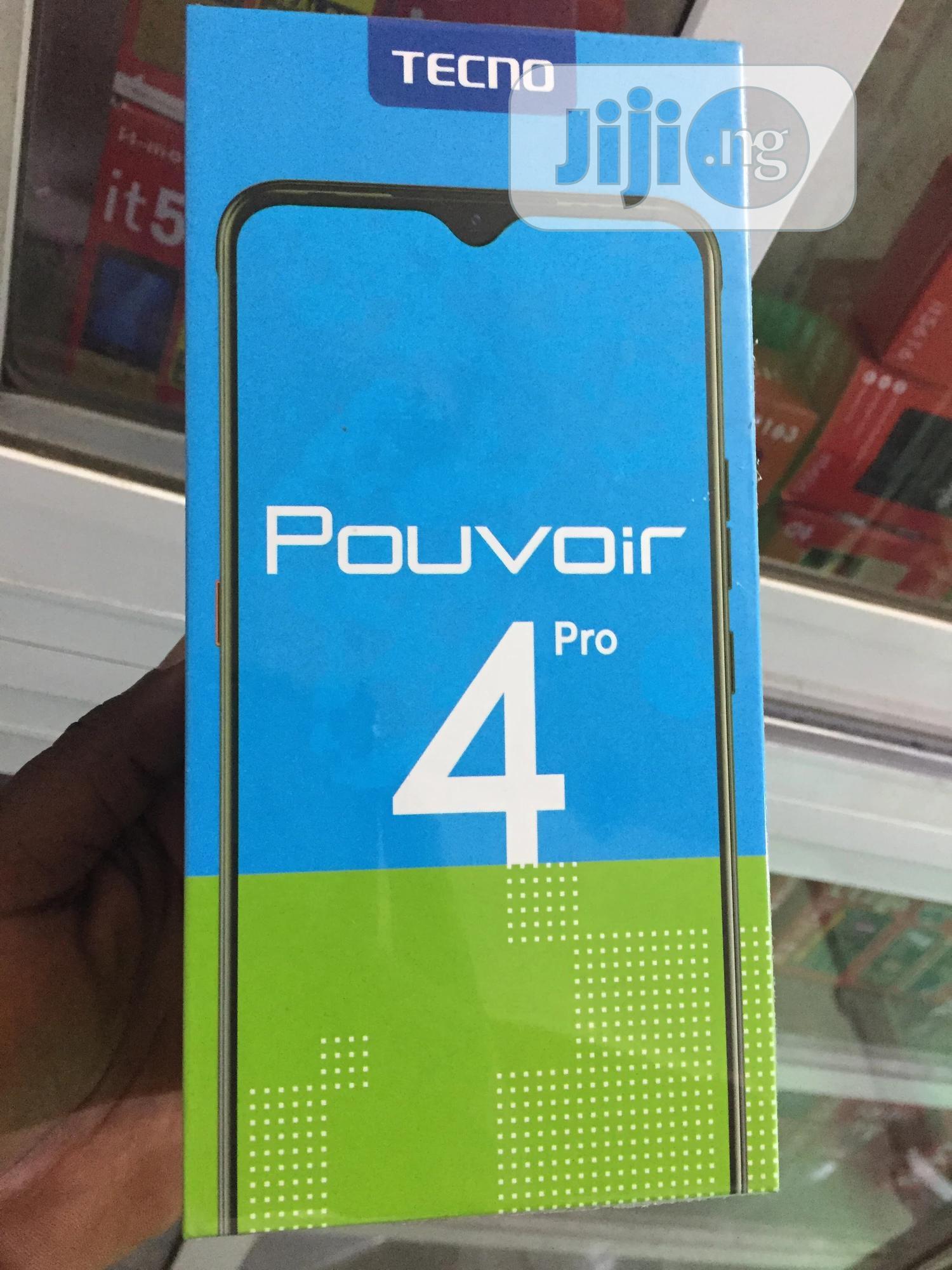 Archive: New Tecno Pouvoir 4 Pro 64 GB