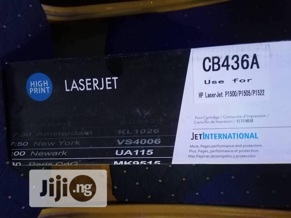 36A Toner For HP Laserjet P1500 P1505 P1522