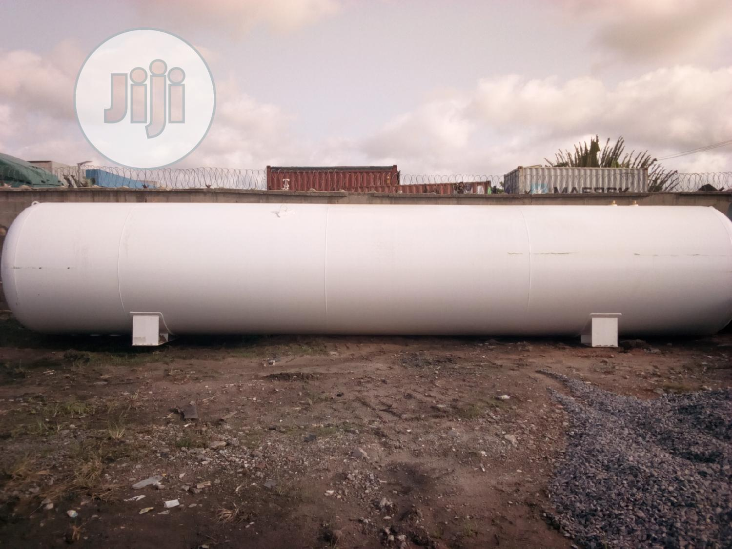 Archive: LPG Storage Gas Tank 24 Tons Brand New