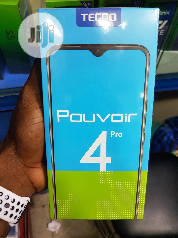 New Tecno Pouvoir 4 Pro 128 GB
