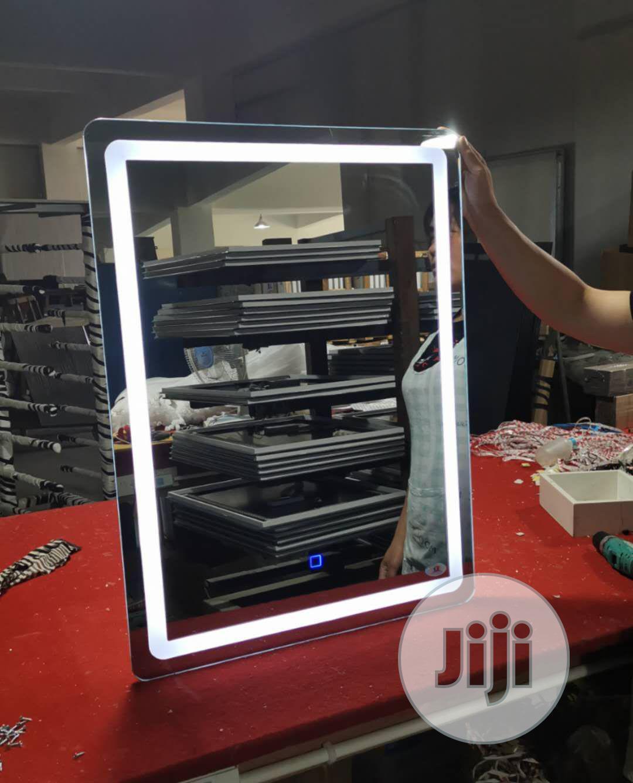 Executive LED Mirror