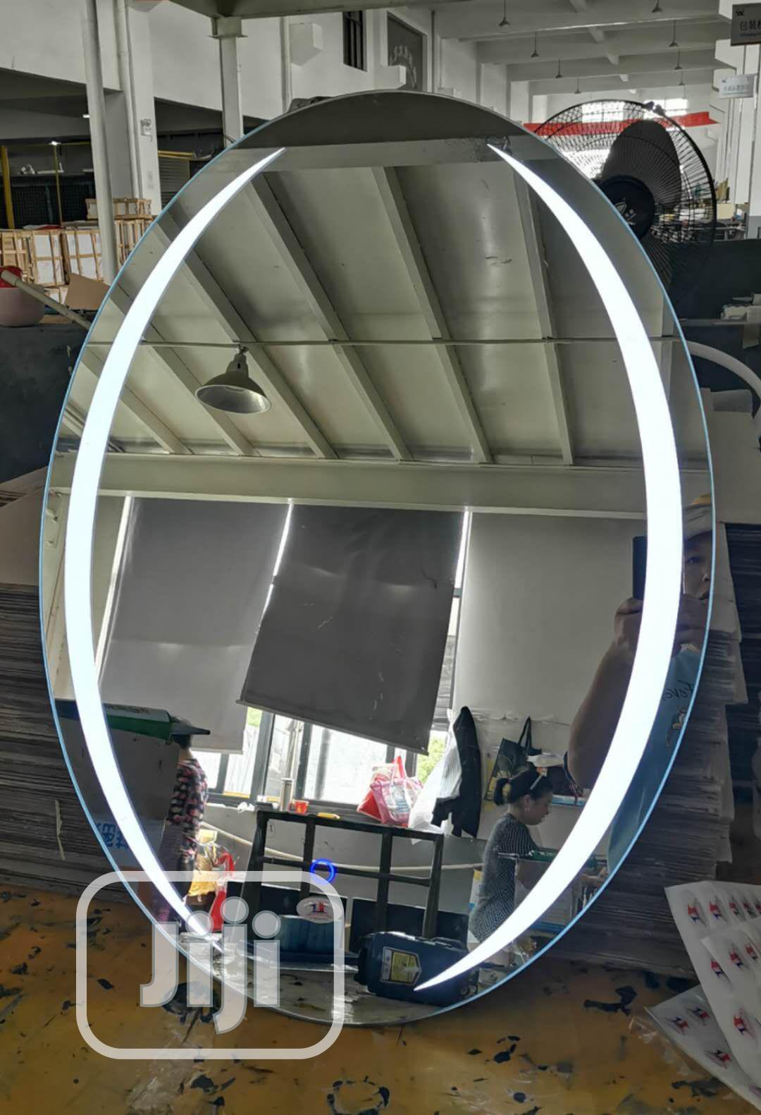 Executive LED Mirror | Home Accessories for sale in Amuwo-Odofin, Lagos State, Nigeria