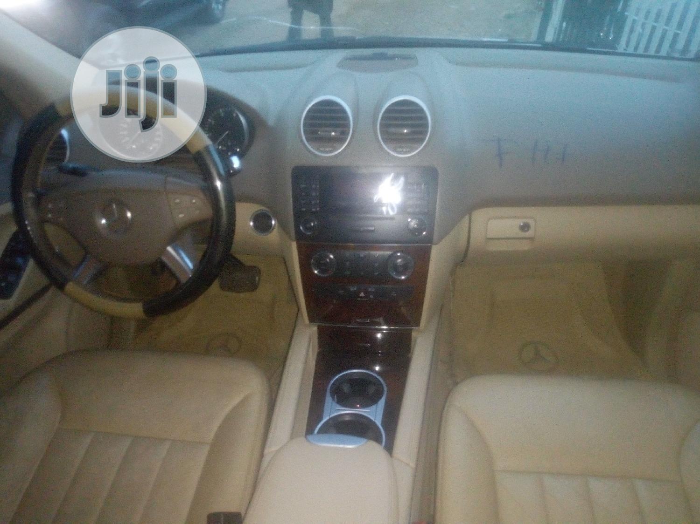 Archive: Mercedes-Benz M Class 2008 Silver