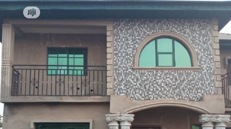 5 Bedroom Duplex At Koko Estate Olodo Ibadan