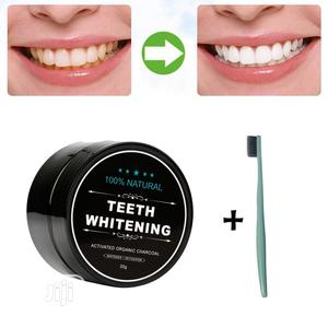 Organic Activated Charcoal Teeth Whitening   Bath & Body for sale in Lagos State, Ikeja