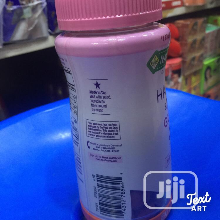 Nature'S Bounty Gummies.   Vitamins & Supplements for sale in Ikorodu, Lagos State, Nigeria