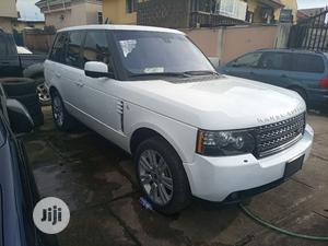Land Rover Range Rover Sport 2012 White | Cars for sale in Lagos State, Ikeja