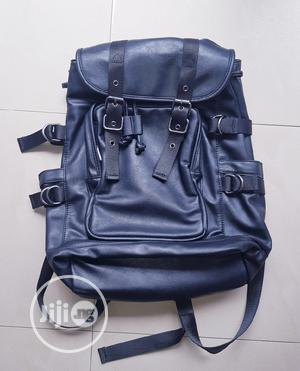 Pure Leather Backpack   Bags for sale in Lagos State, Ajah