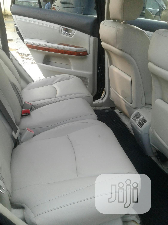 Archive: Lexus RX 2009 350 AWD Black