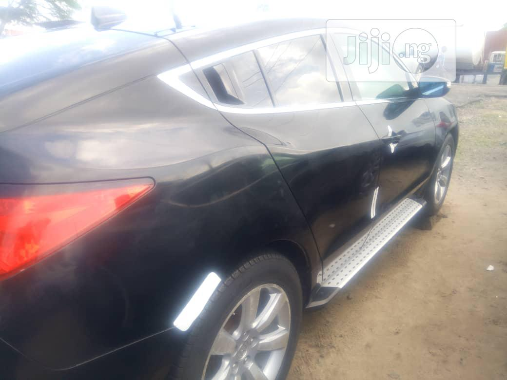 Acura ZDX 2011 Base AWD Black   Cars for sale in Apapa, Lagos State, Nigeria