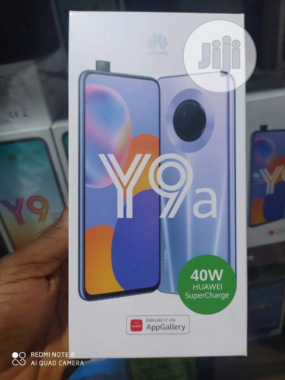 New Huawei Y9a 128GB Silver