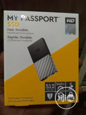 512GB MY Passport SSD External Drive   Computer Hardware for sale in Lagos State, Ikeja