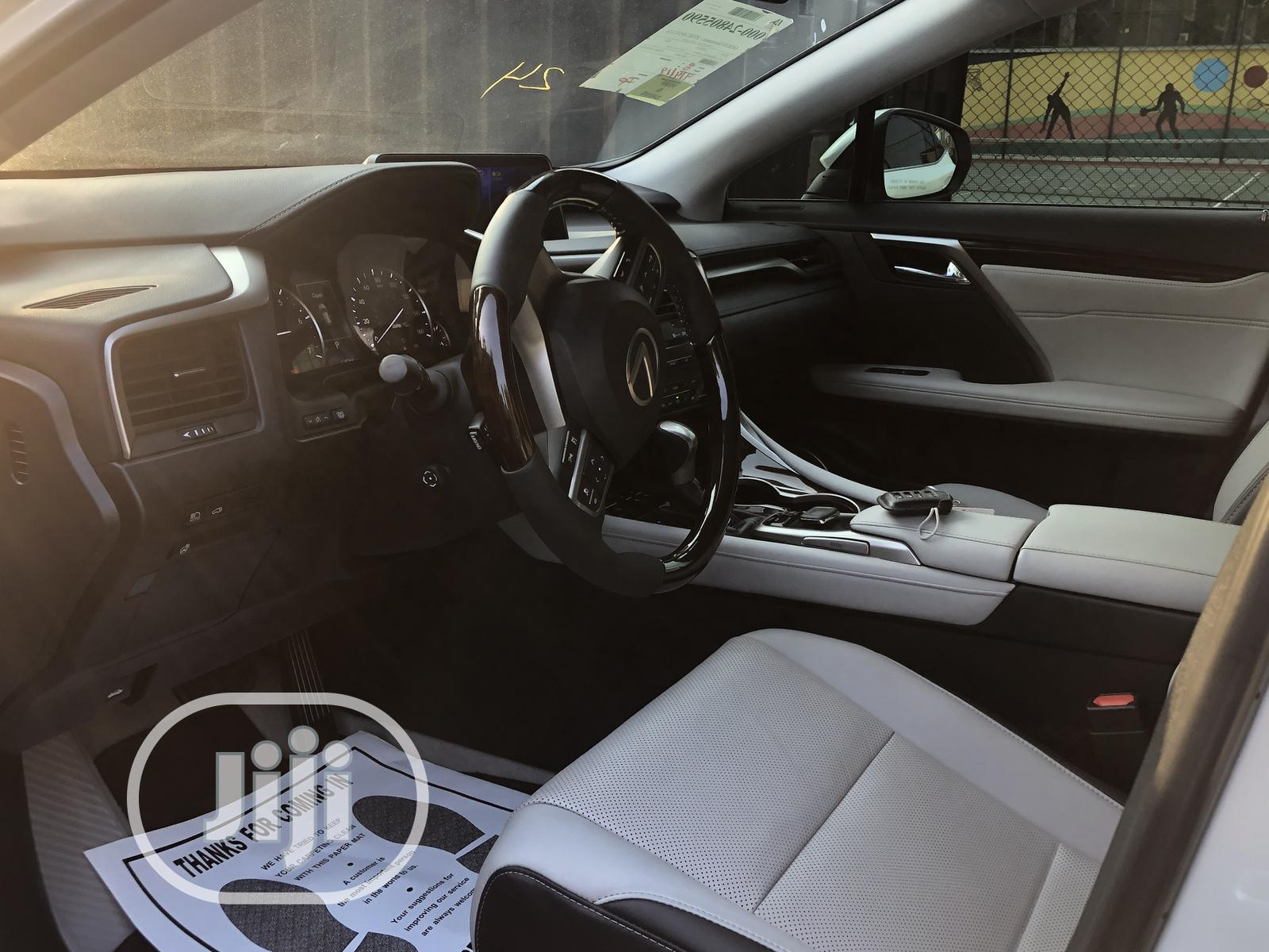 New Lexus RX 2018 350 AWD White   Cars for sale in Yaba, Lagos State, Nigeria