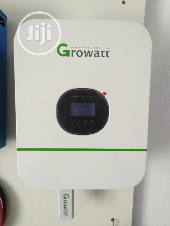 Growatt 3kw /24v With 50a MPPT