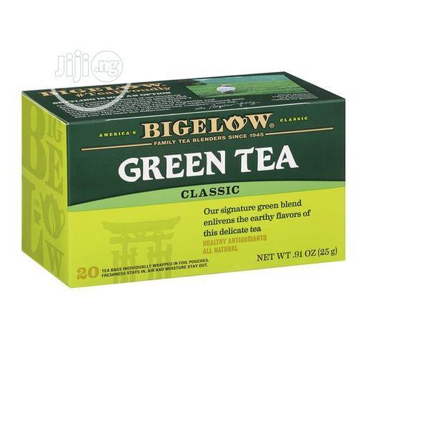 Bigelow Green Tea Classic Bags, 20 Count Box