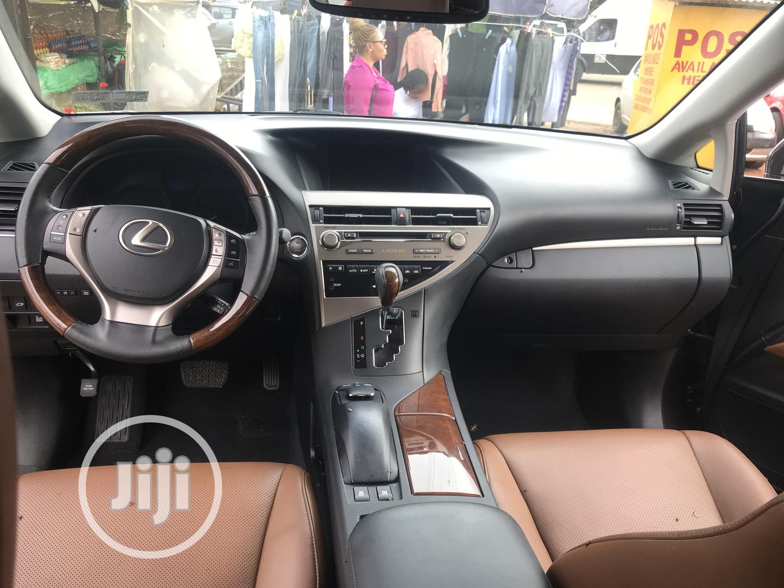 Lexus RX 2013 350 F SPORT AWD Red | Cars for sale in Benin City, Edo State, Nigeria
