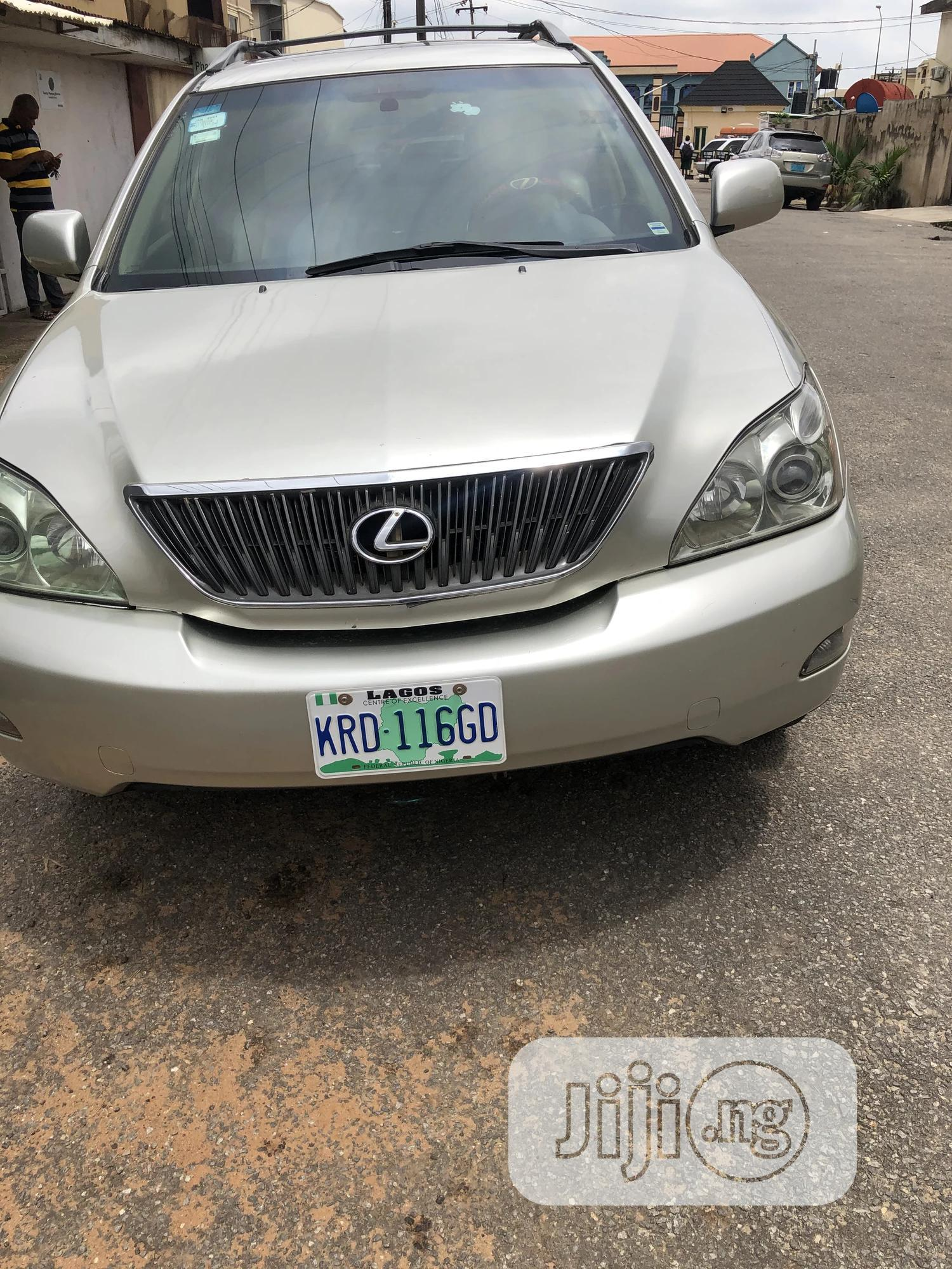 Lexus RX 2004 330 | Cars for sale in Ikeja, Lagos State, Nigeria