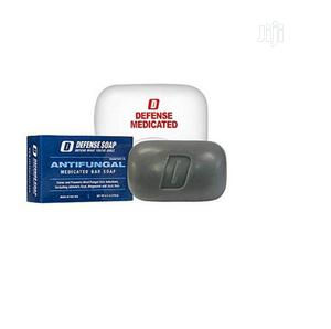 Defense Soap Antifungal Medicated Bar Soap With Soap Dish 4 | Skin Care for sale in Lagos State, Amuwo-Odofin
