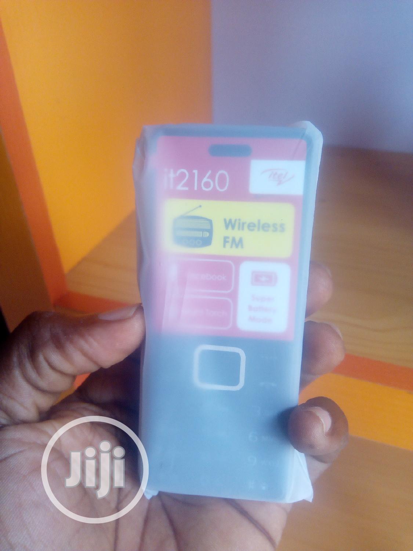 New Itel it2160 Black | Mobile Phones for sale in Benin City, Edo State, Nigeria