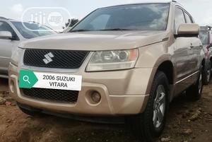 Suzuki Vitara 2006 Gold | Cars for sale in Abuja (FCT) State, Nyanya