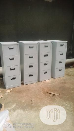 Standard Quality Of 4 Drawer Filing Cabinet | Furniture for sale in Lagos State, Surulere