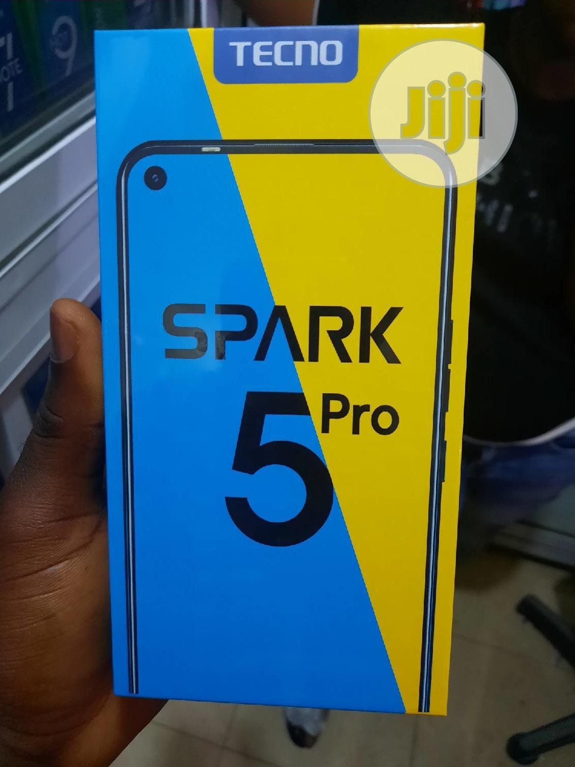 New Tecno Spark 5 Pro 64 GB | Mobile Phones for sale in Ikeja, Lagos State, Nigeria