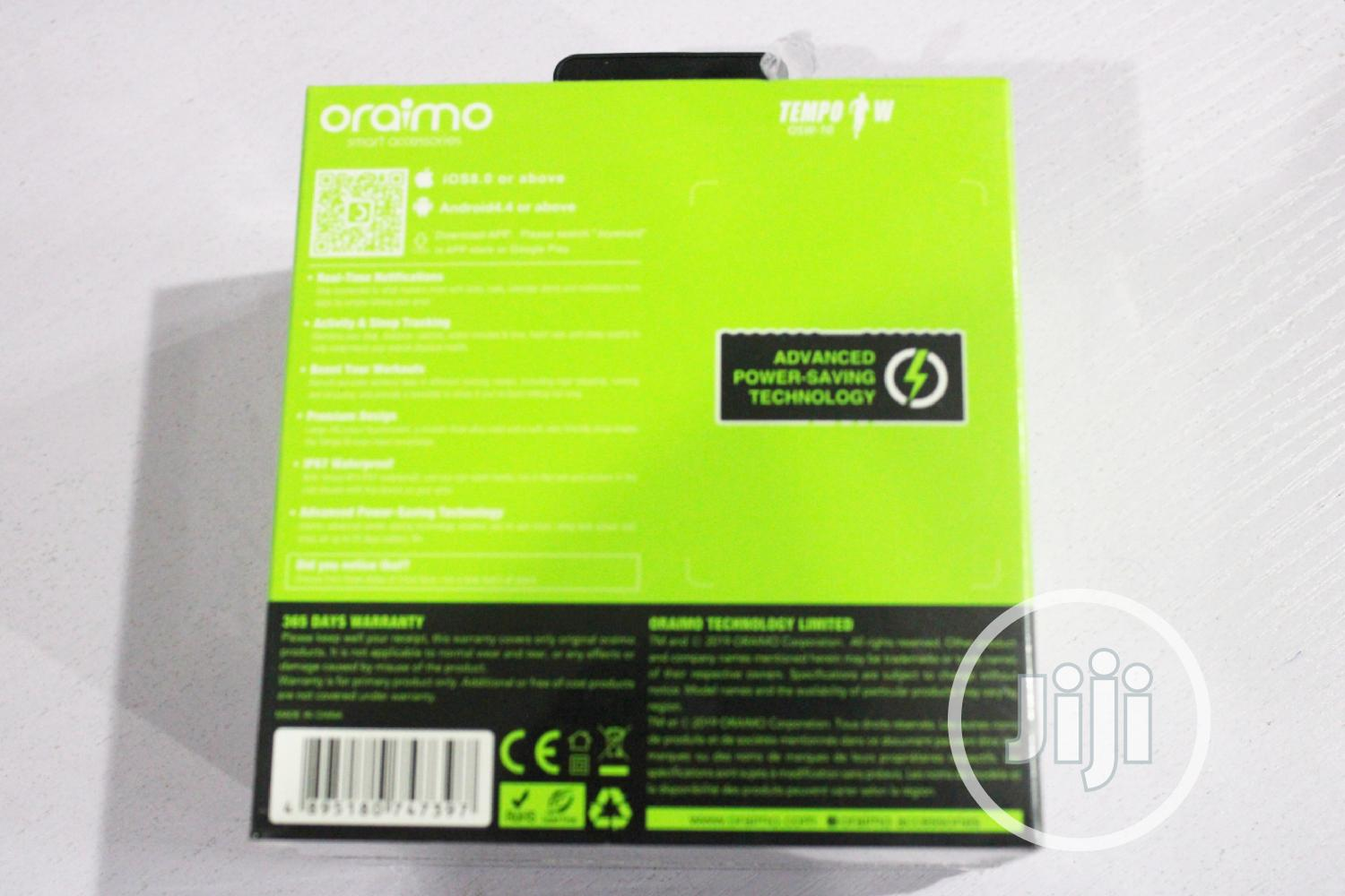Oraimo Smart Watch | Smart Watches & Trackers for sale in Lekki, Lagos State, Nigeria