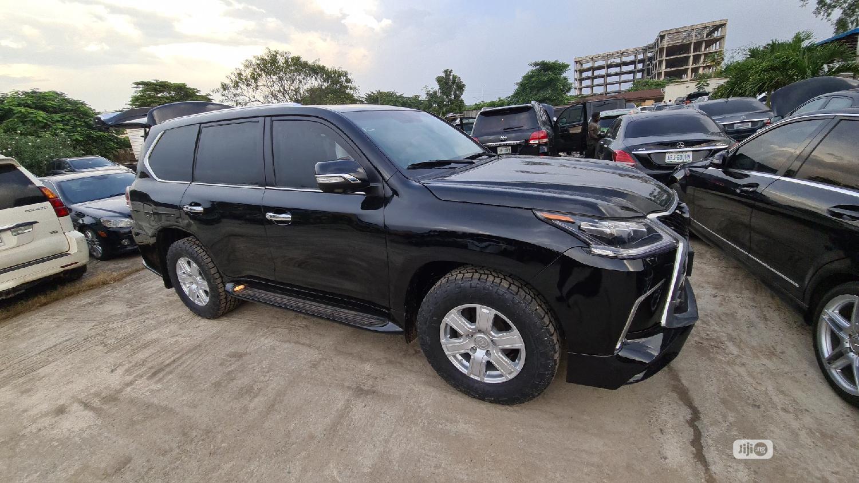 Lexus LX 2010 570 Black   Cars for sale in Gudu, Abuja (FCT) State, Nigeria