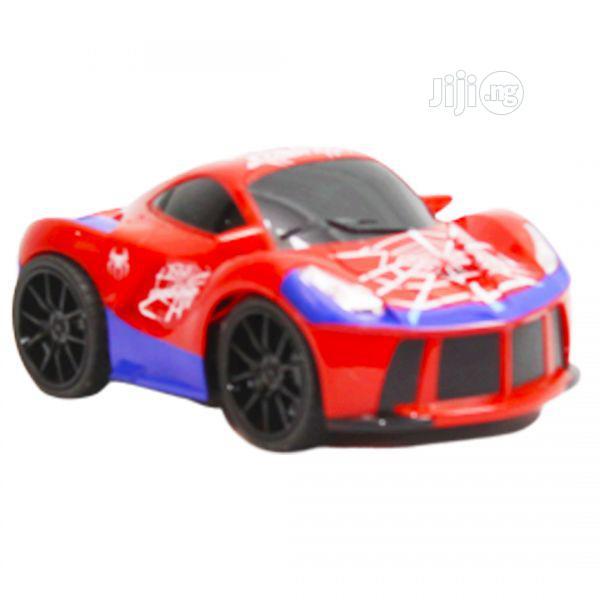 Spiderman Car Remote Control
