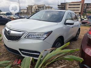 Acura MDX 2014 White   Cars for sale in Lagos State, Isolo