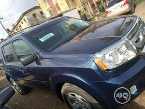 Honda Pilot 2010 Blue | Cars for sale in Lagos State, Isolo