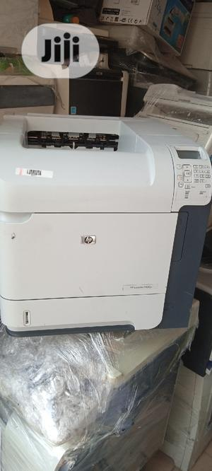 Hp Laserjet P 4015 Black And White   Printers & Scanners for sale in Lagos State, Surulere