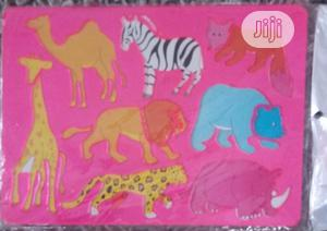 Wild Animals Stencil | Arts & Crafts for sale in Lagos State, Surulere