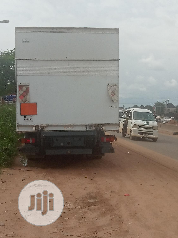 Cooling Van. Mercedes Atego