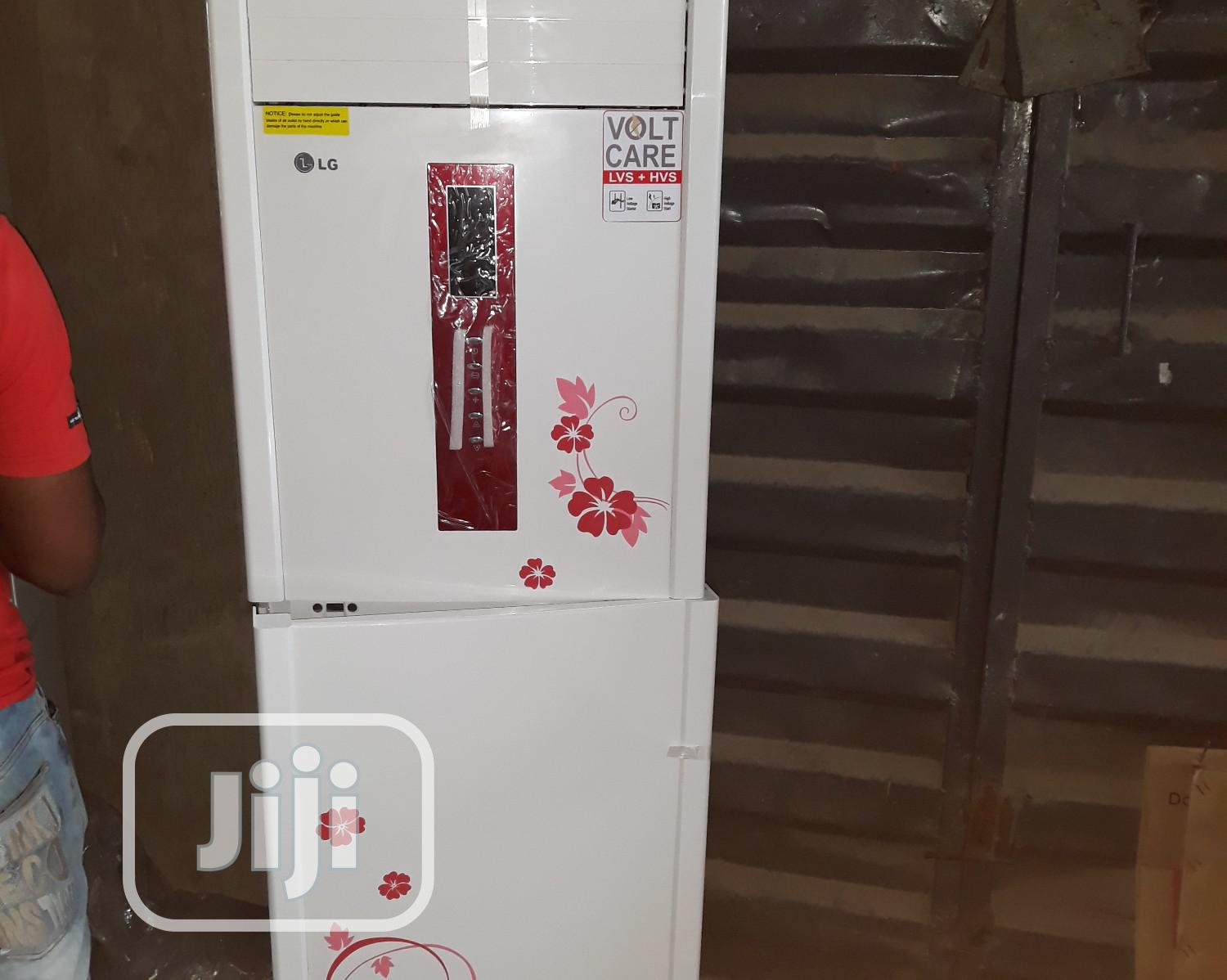 Brand New Lg 2tons A.C With 2years Warranty Sign