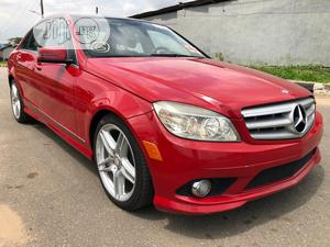 Mercedes-Benz C300 2010 Red   Cars for sale in Lagos State, Ikeja