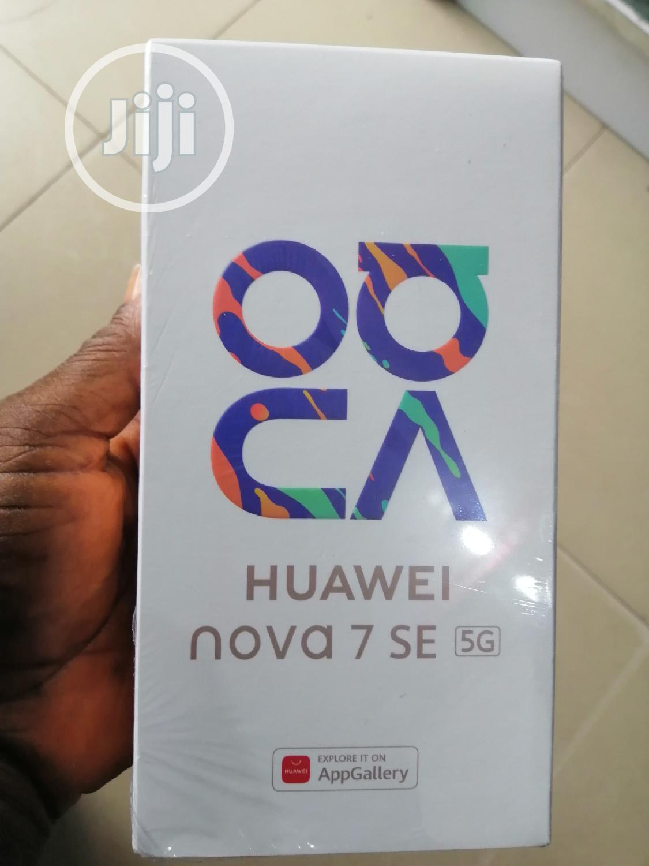 New Huawei Nova 7 SE 128GB Other