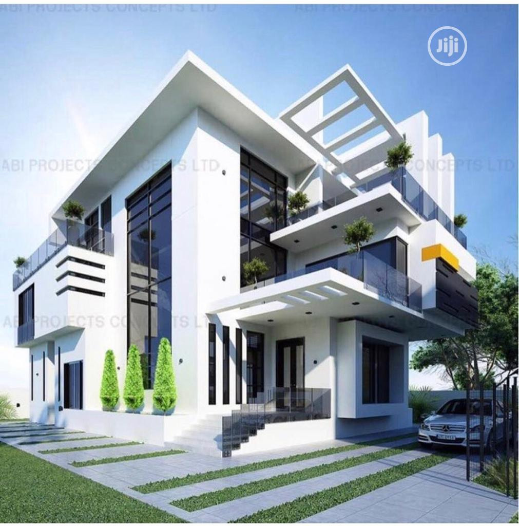 Waterfront 5 Bedroom Detached Duplex Spacious Rooms | Houses & Apartments For Sale for sale in Lekki, Lagos State, Nigeria