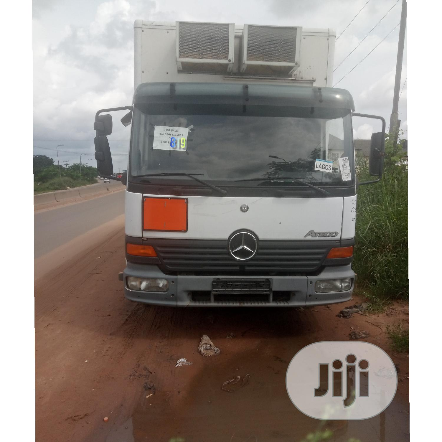 Cooling Van. Mercedes Atego | Trucks & Trailers for sale in Owerri, Imo State, Nigeria