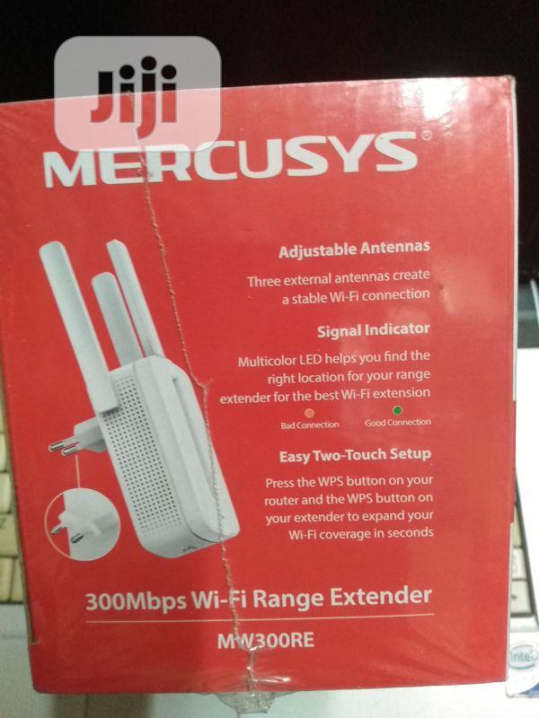 Mercusys Wifi Range Extender   Networking Products for sale in Ikeja, Lagos State, Nigeria