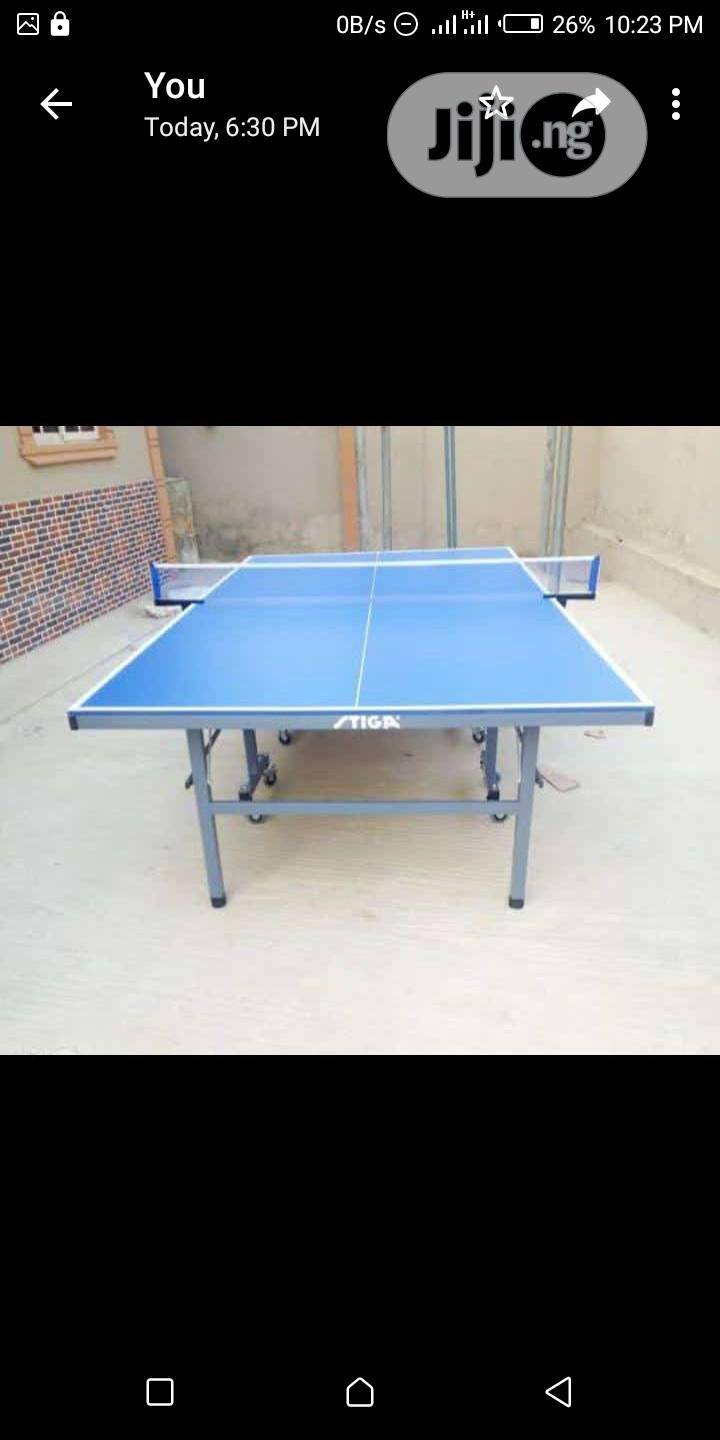 STIGA Table Tennis: Outdoor