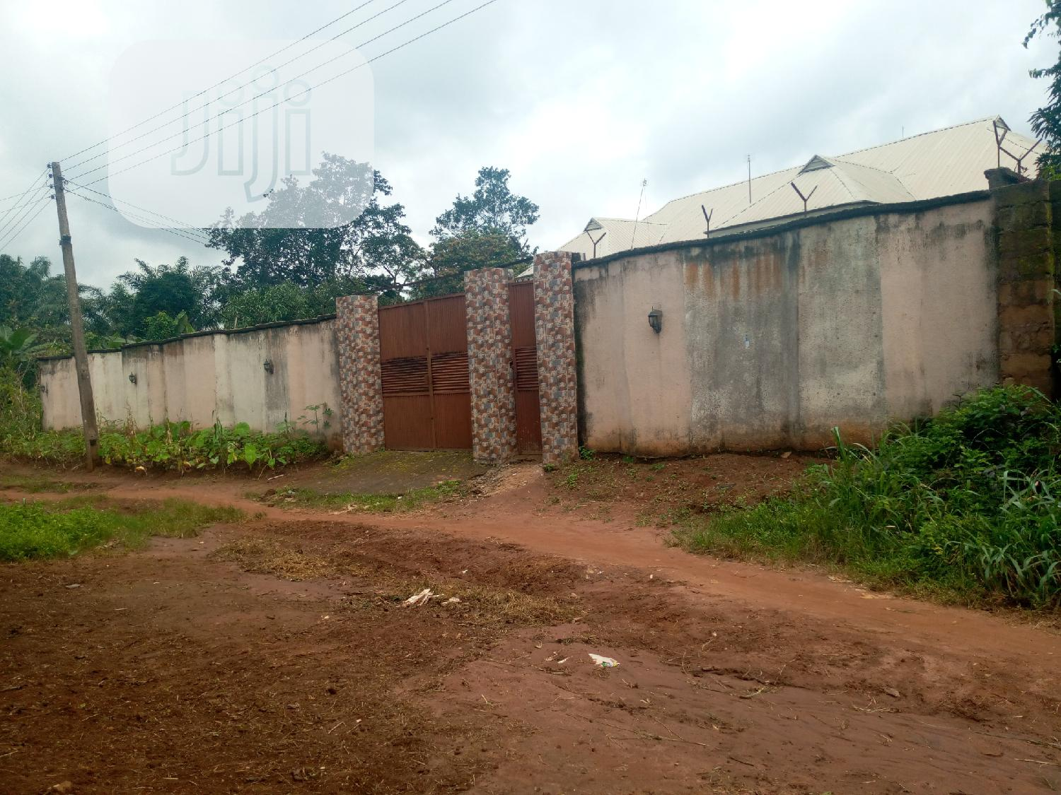 Bungalow Uncompleted Building 2 Plots of Land for Sale | Land & Plots For Sale for sale in Aba North, Abia State, Nigeria