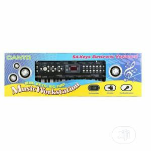Canto-54-keys Electronic Keyboard With Vocalism Microphone | Toys for sale in Lagos State, Gbagada