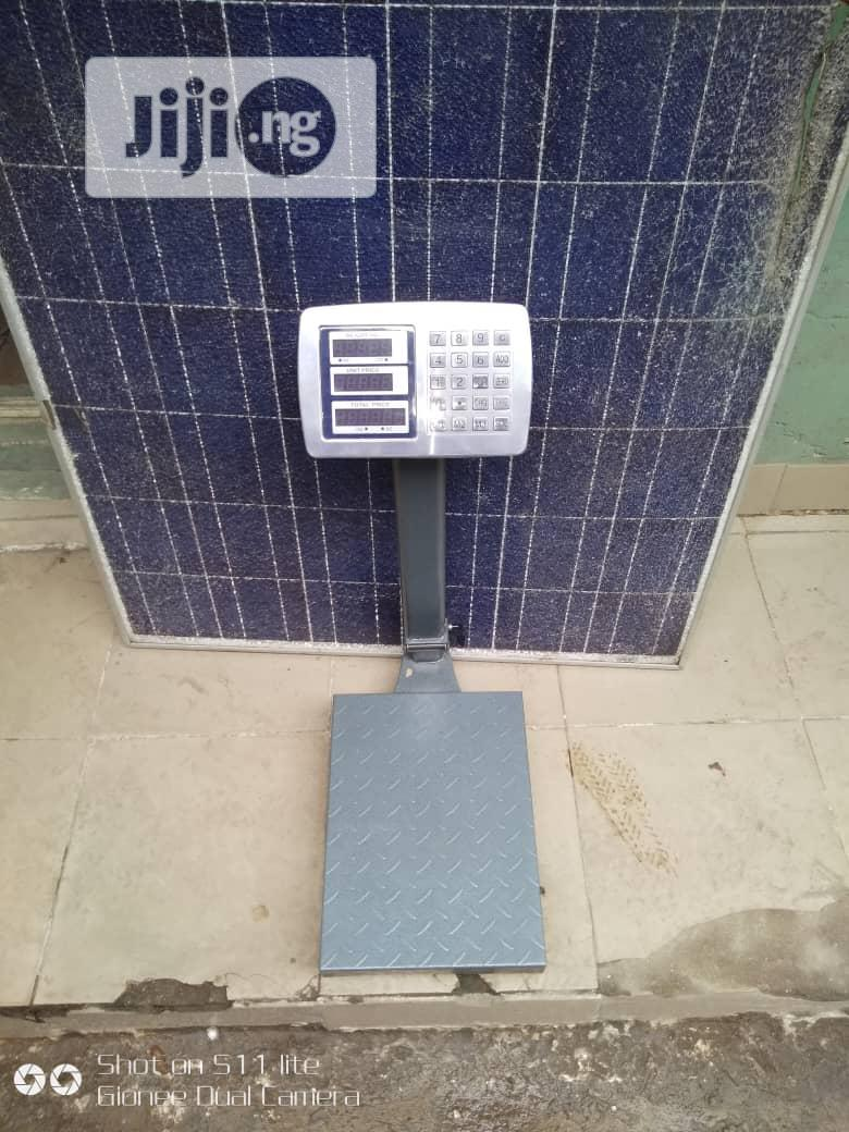 Toma 100kg Digital Scale
