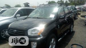 Toyota RAV4 2004 Black | Cars for sale in Lagos State, Apapa