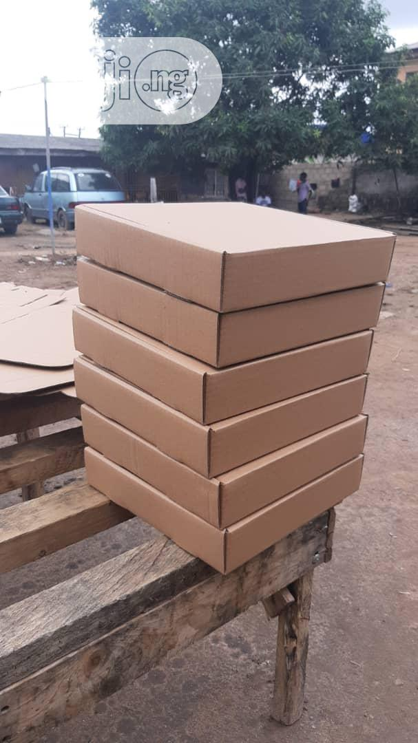 Corrugated Boxes | Manufacturing Services for sale in Agege, Lagos State, Nigeria