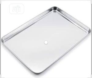 Quality Oven Tray Stainless Steel | Restaurant & Catering Equipment for sale in Lagos State, Lagos Island (Eko)